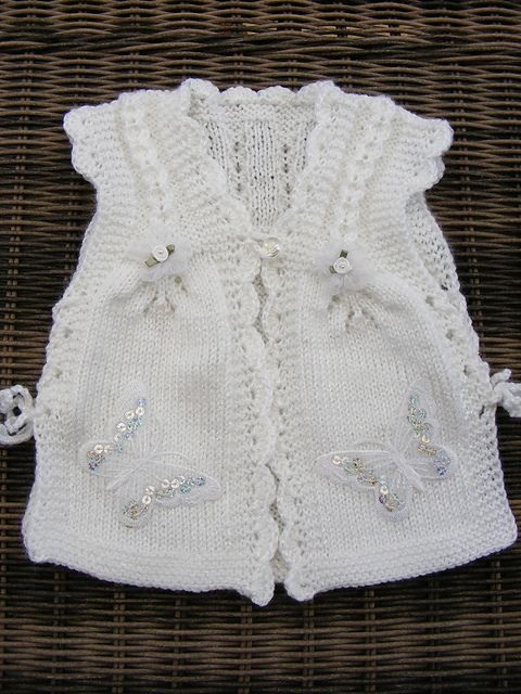Ravelry: Miss Molly Waistcoats pattern by maybebaby designs