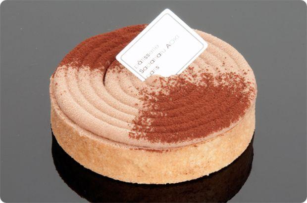 Sadaharu Aoki :: Tarte Caramel au Beurre Salé