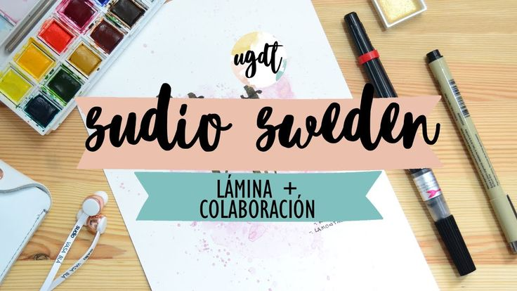 Lámina + Colaboración con Sudio - Auriculares inalámbricos - Tutorial le...