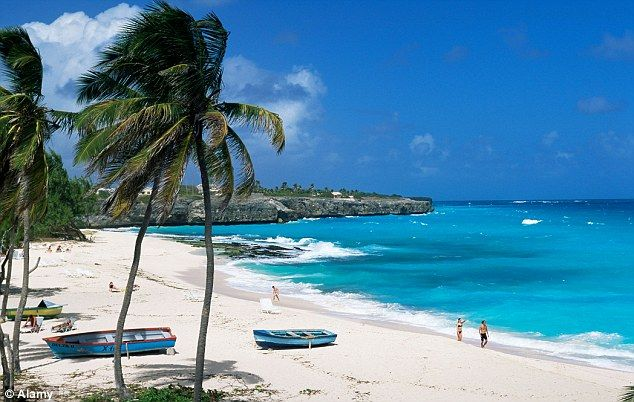 Bridgetown, Barbados - Cruise Ships, Sailors, and Mini Moke Orgasms