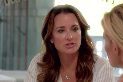 """Kyle Richards Slams Eden Sassoon And Lisa Rinna In Recent Bravo Blog For Talking About Kim Richards' Sobriety And Reacts To Their """"Enabler"""" Comment!"""
