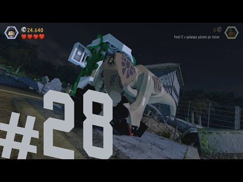 LEGO Jurassic World Gameplay Ita #28 - Complesso - PS4 Xbox One Pc - YouTube