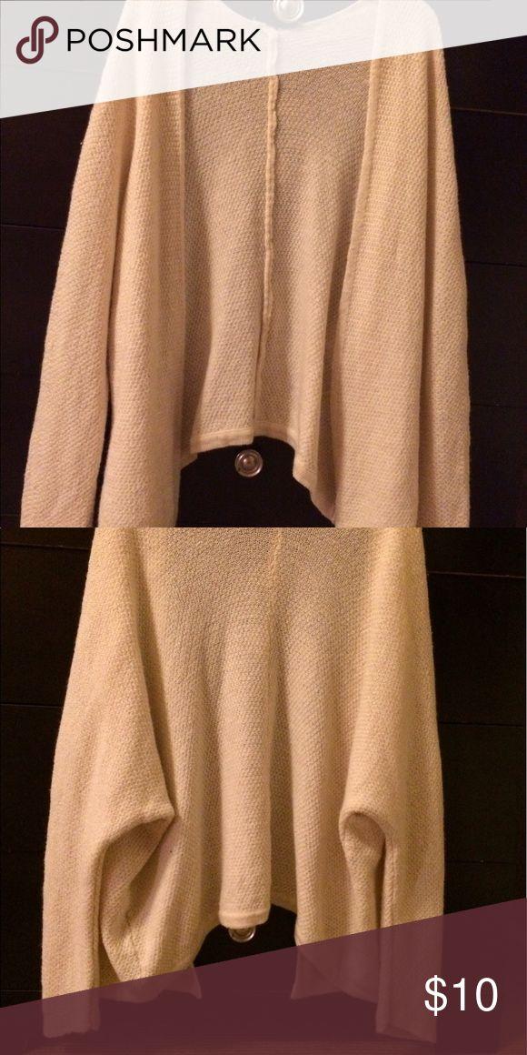 Brandy Melville Cardigan Cream, wool, Brandy Melville, cardigan Brandy Melville Sweaters Cardigans