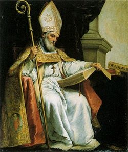 St Isidore of Seville patron of the Internet, computer users, computer technicians, computer programmers and students