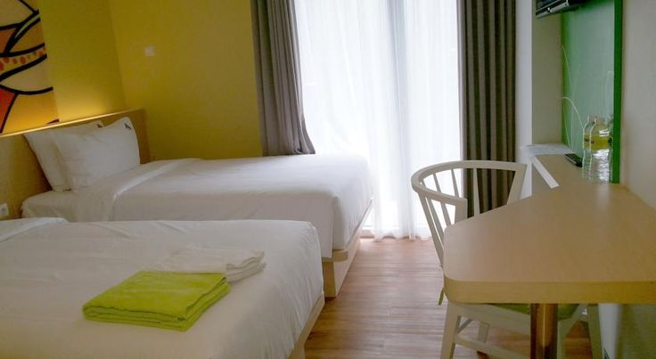 MaxOneHotels at Bounty Sukabumi.  Offers stylish accommodation with an outdoor pool and free on-site parking.  5-minute driveto Merdeka Square and Sukabumi Train Station, 26 minutes by car to reach Selabintana National Park from the property. http://www.zocko.com/z/JIvpL