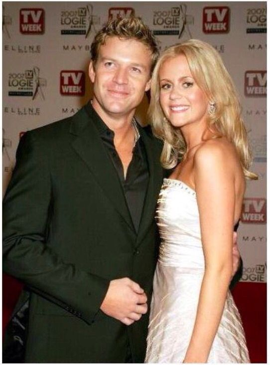 Matt Passmore & Rachael Carpani Mcleods daughters