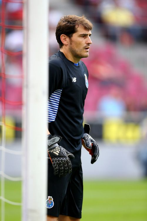 Lo que se aprende, no se olvidaIker Casillas FC Porto.