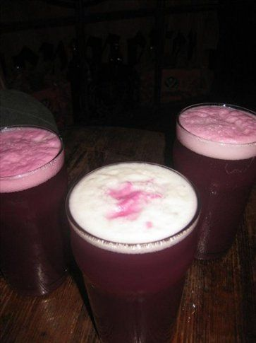 The notorious Snakebite & Black: 3/4 cider topped with lager and blackcurrant...dear oh dear. We were a classy lot. 4_1.jpg (363×485)