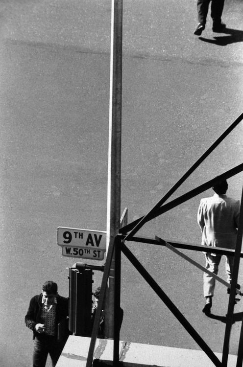 New York 1950s Photo: Saul Leiter