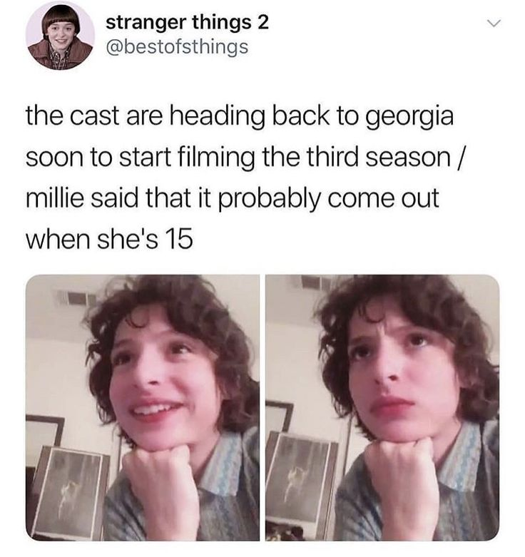 Excuse me uhm no millie. Someone pls fix this it's been long enough alreadyyyyyyy