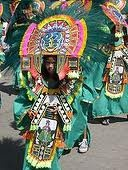 The Ati-Atihan Festival is a feast held annually in January in honor of the Santo Niño (Infant Jesus), concluding on the third Sunday, in the island and town of Kalibo, Aklan in the Philippines.