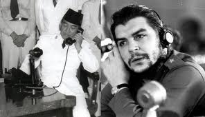 Che Guevara and Soekarno