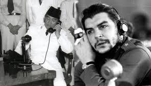 Che Guevara and Soekarno