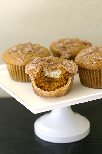Pumpkin cream cheese muffins, hoping they are as good as Starbucks!