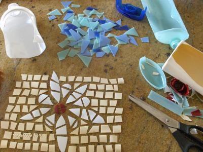 Botellas de leche de plástico color blanco: ideas para hacer con ellas - Página 5 - Foro de InfoJardín