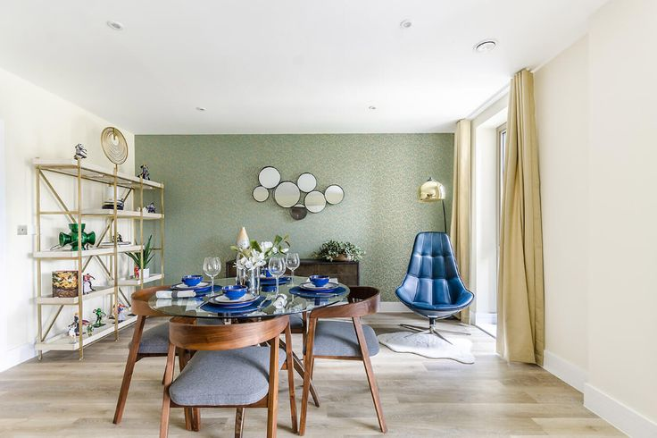 Dining Room Kavara Home Styling Project Bermondsey With
