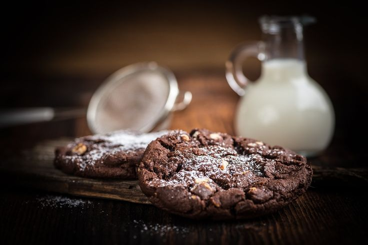 Galletitas con chocolate y coco, sin azúcar agregada, fáciles de conseguir, y obviamente, mucho mas saludables que las de supermercado.