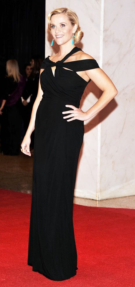 Reese Witherspoon attends the 98th Annual White House Correspondents' Association Dinner on April 28, 2012 in Washington, DC.