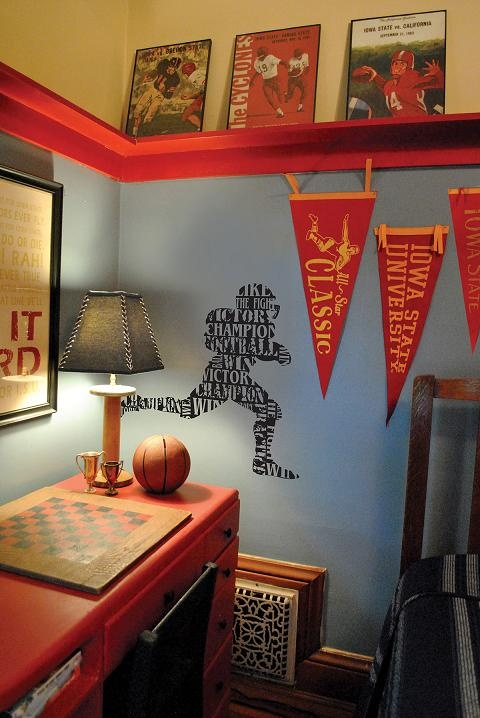 Soccer Room Designs: 250 Best Sports Themed Rooms Images On Pinterest