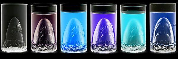 Высокая Акула боросиликатного стекла богатая карта вин Акула стекло Двойное остекление Кубка (прозрачный)