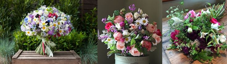 Bouquets for British Flowers Week