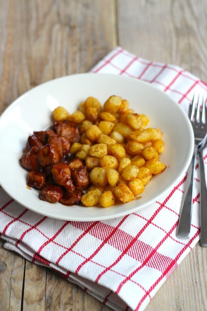 Lekker en Simpel: hete kip
