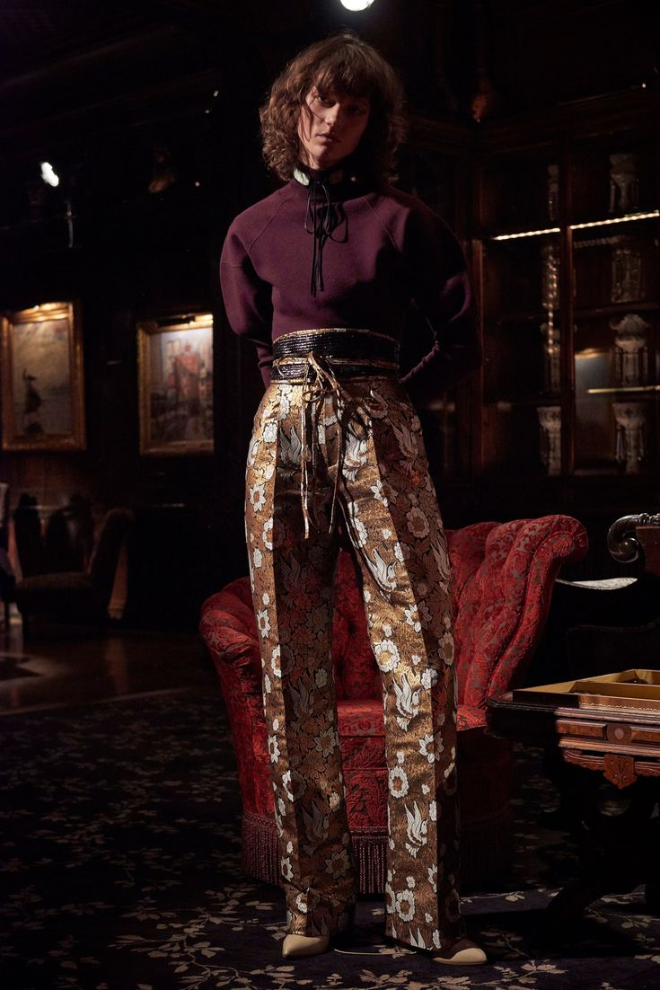 Jill Stuart Fall 2018 Ready-to-Wear Fashion Show Collection