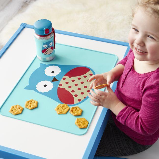 Skip Hop Amerikan Servis - Baykuş #beslenme #çocuk #bebek #skiphop