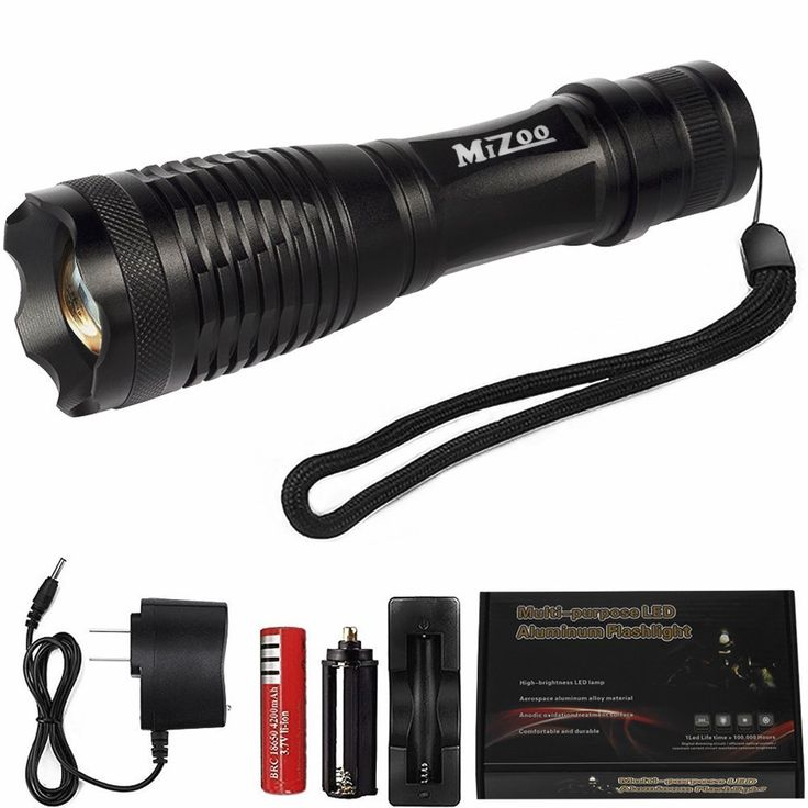 17 Best Ideas About Rechargeable Led Torch On Pinterest