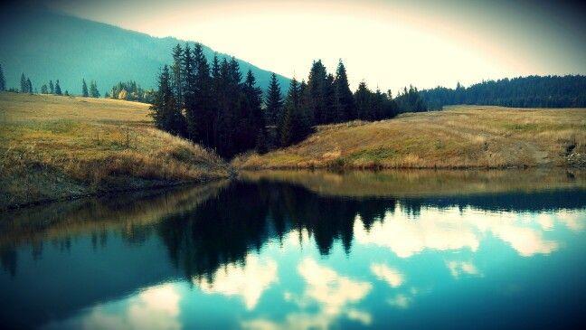 Small lake in High Tatras, Slovakia
