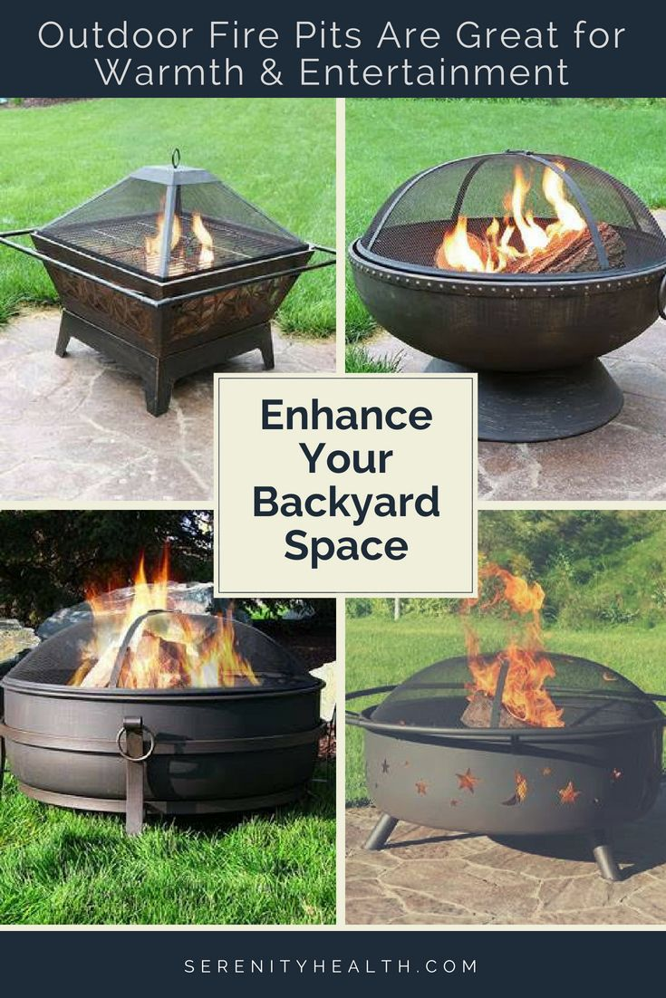 Pick Out The Perfect Outdoor Fire Pit For Your Unique Space At Serenity Health And Get Free Same Day Shipping On The Best Pits Outdoor Fire Pit