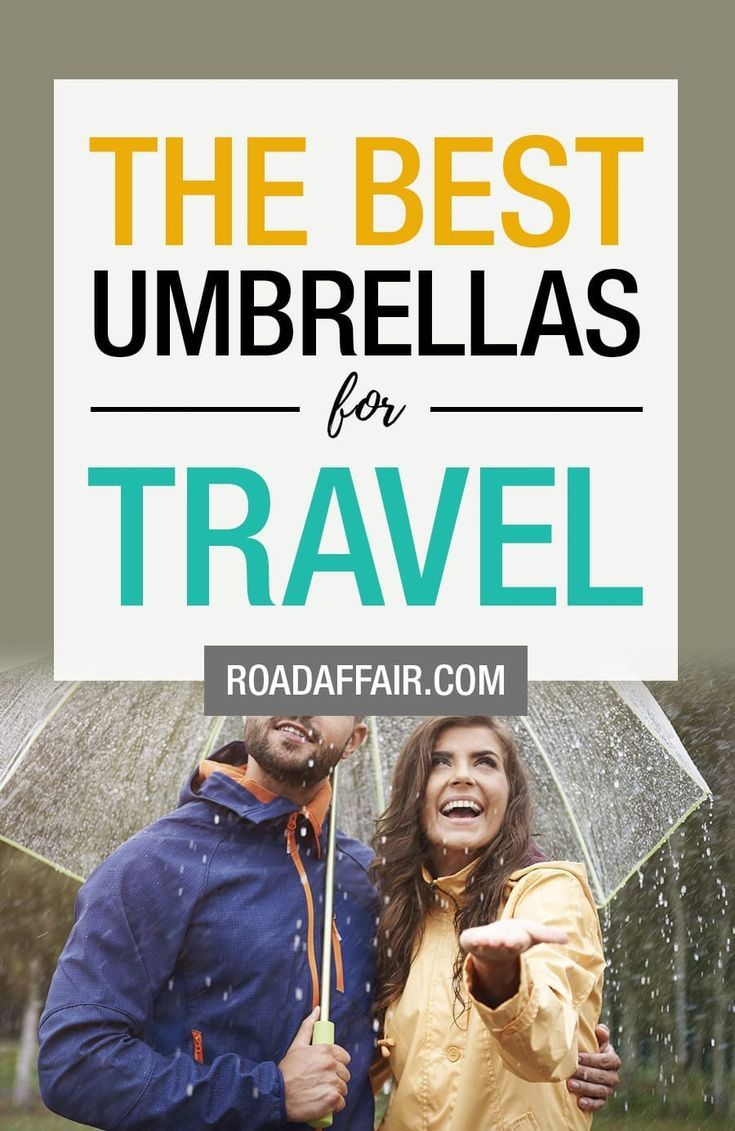 5d916df92 10 Best Travel Umbrellas To Keep You Dry | Travel Guides from Pros ...