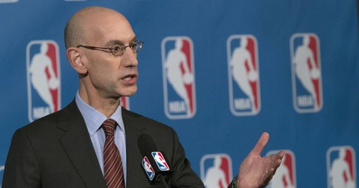 Adam Silver explains why the next NBA champs shouldn't boycott Donald Trump's White House #Sport #iNewsPhoto
