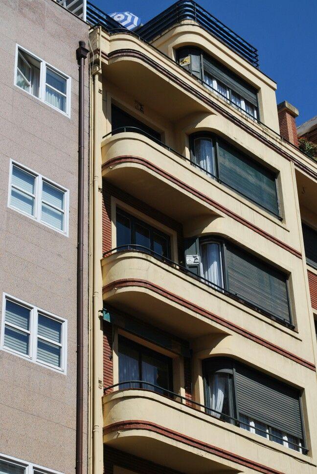 481 best art deco mad men images on pinterest art deco for Streamline moderne house plans