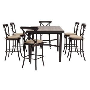 Bar height patio set $1399