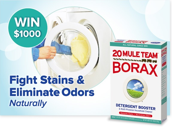 Boost Your Laundry and Your Wallet with Borax