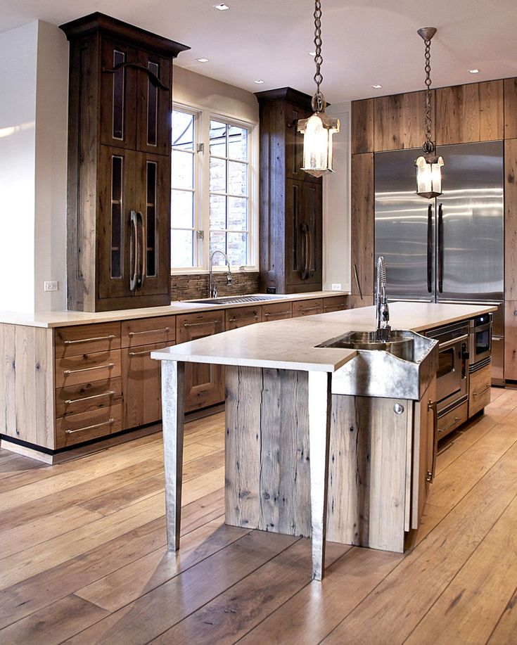 The natural look is in!  TWD (www.twdaz.com) carries full lines of cabinetry to fit your style and design. #kitchenremodel #naturalwood