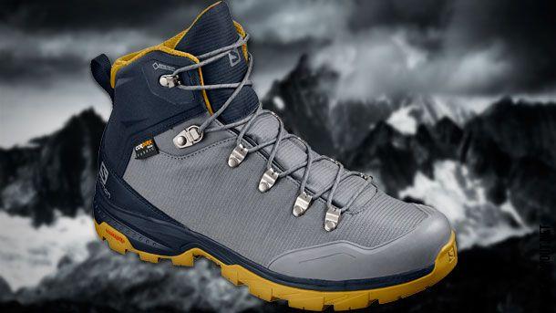 5525da6ee3e Облегчённые треккинговые ботинки Salomon Outback 500 GTX   Outdoor ...