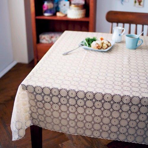 拭けるテーブルクロス|通販のベルメゾンネット