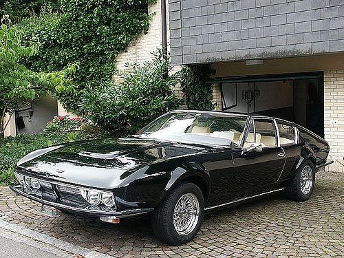 1970 DODGE CHALLENGER Pietro Frua concept Challenger. Italian design in an American car