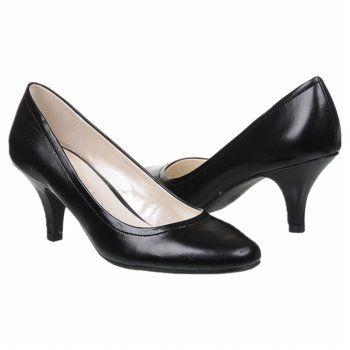 Etienne Aigner Tilda Black Patent Leather Shoes