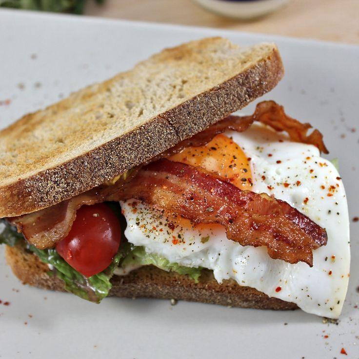 Sandwich recipe