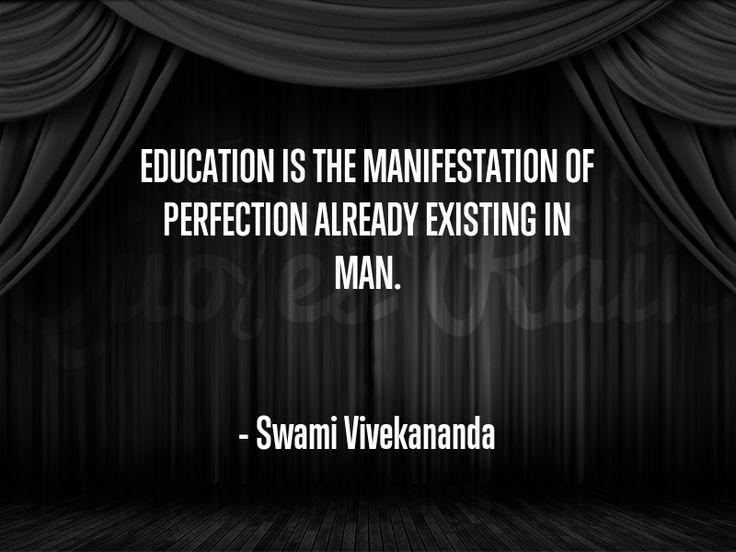 #SwamiVivekanandaQuotes