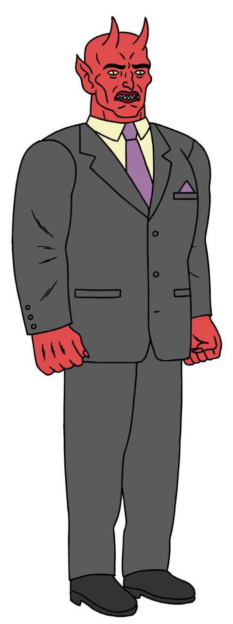Twayne from Ugly Americans by Devin Clark