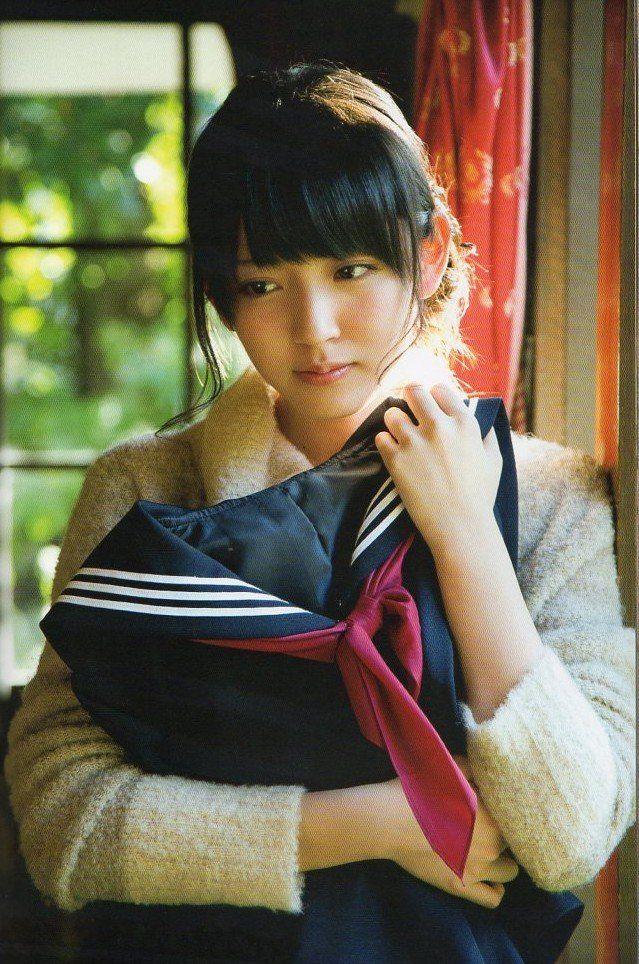 """Reina Tanaka Usagi: Suzuki Airi - """"Sotsugyou"""" scans"""