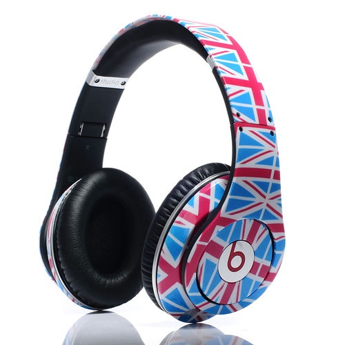 Monster Headphones Beats by dr dre Camo Flag Olympic version