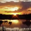 Sunset Venezuela