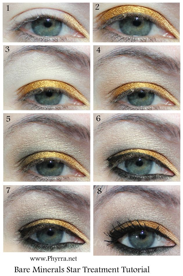 Bare Minerals Star Treatment Tutorial. Pin now, read later!    #beauty #bareminerals #makeup #tutorial