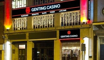 Genting Casino Plymouth