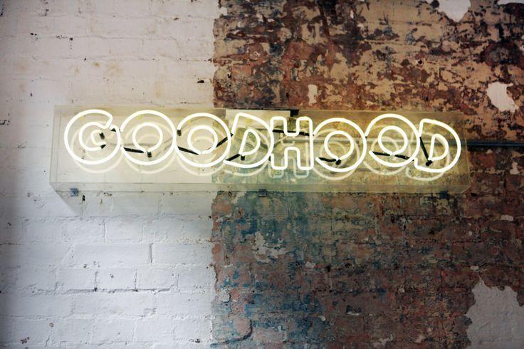 Freunde von Freunden — Goodhood — Shop owners at Goodhood, East End, London, UK — http://www.freundevonfreunden.com/workplaces/goodhood/